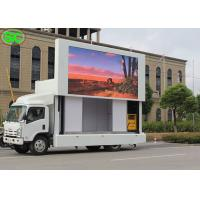 4mm Pitch Trailer Mounted Led Screen Mobile Electronic Billboards Outdoor Led Tv Manufactures
