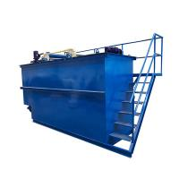 China Daf Dissolved Air Flotation Wastewater Treatment Plant Wastewater Treatment Equipment on sale