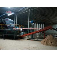 High Efficiency Sawdust Making Machine 50Hz Three Phase For Wood Crusher Manufactures