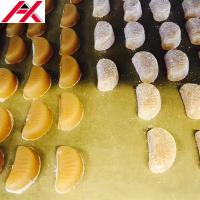 Jelly Candy Making Equipment With 1 Year Warranty 100~150kg/H Capacity Manufactures
