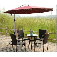 Waterproof Outdoor Stackable Rattan Wicker Chair With 100% Pure Handcrafted Weave Manufactures