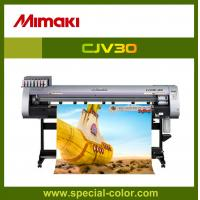 Eco Solvent Printer And Cutter Mimaki CJV30-160 Manufactures