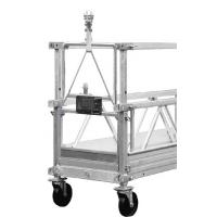 Window Cleaning Machine Powered Suspended Access Platforms 800kg - 1200kg Manufactures