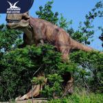 Dinosaur Park Decoration High Simulation T-REX Realistic Dinosaur Models For Sale Manufactures