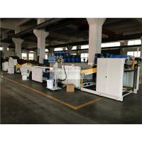 Bottom Handle Automatic Paper Bag Making Machine With Tube Glue And Top Folding Manufactures
