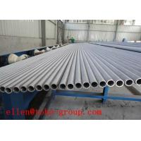 TOBO STEEL Group ASTM A312 A213 Cold Drawn Seamless Pipe , TP304 304L Stainless Steel Tubing Manufactures