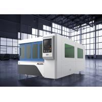 Buy cheap IPG 700w Sheet Metal Laser Cutting Machine 1500x3000mm for 5mm Stainless steel from wholesalers