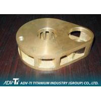 Quality CNC machined Extremely Resistant to Abrasion Metal Investment Casting for sale