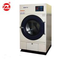 Tumble Dryer Used For The Flat Drying Of Fabrics , Clothing And So On After Shrinkage Test Manufactures