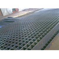 Serrated Type Metal Grate Flooring Steel Grating Platform Twisted Bar Manufactures