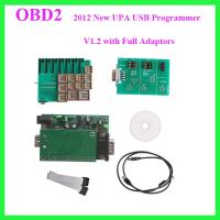 2012 New UPA USB Programmer V1.2 with Full Adaptors Manufactures