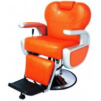 2015 Classic ORANGE  Heavy Duty Salon Equipment Barber Chairs Manufactures