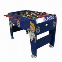 China Soccer Game Table with 22 Players, Measures 48 x 24 x 32 Inches on sale