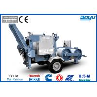 China 18t Overhead  Tension Stringing Equipment Hydraulic Puller with Cummins Diesel Engine on sale