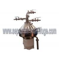 Verticle Type Self cleaning Coconut Oil Separator Centrifugal Separator with SKF Bearing Manufactures