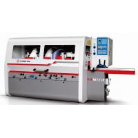 Custom Wood Moulding Machine / VH72Series Four Side Moulder Vibration Reduction Performance for sale