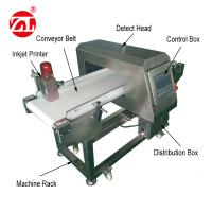 Cake Meat Fish Metal Detector Machines , Metal Detector For Food Factory Manufactures