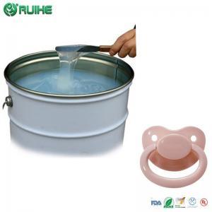 China BPA Free high quality liquid silicone realistic nipples siliconecustom baby rubber feeding bottle Nipple on sale