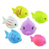 Cartoon Animal Shaped Plastic Baby Toys Kids Bathing Toys Lovely Eco Friendly Manufactures