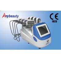 Portable 75MW 650nm diode laser lipo cellulite removal , body slimming machine Manufactures