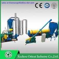 50-100KG/H Capacity Mobile Small Complete Biomass Pelleting Plant Manufactures