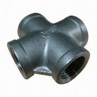 Cross, Micro Melted Stainless Steel, Thread End, Class 150 and SP-114 Manufactures