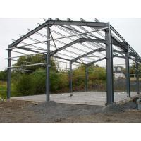 Single Span/Multi-span Pre-engineered Steel Building With Stability Test Manufactures