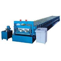 Blue Color Smart Sheet Metal Forming Equipment With 688mm Width PPGI Coil Manufactures