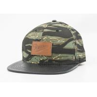 Unisex Adult Printed Snapback Camo Baseball Caps 100% Cotton Twill Manufactures
