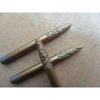 Brazed Diamond Engraving Tools Diamond Engraving Bit For Diamond Carving Tools Manufactures