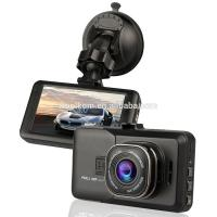FHD 1080P Car Camera Car Dash DVR 3.0 inch screen 170 Wide Angle with Motion Detection Parking Monitoring G-Sensor HDMI Manufactures