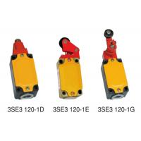 Electrical Control  Overtravel Limit Switch , Micro Safety Limit Switches Manufactures