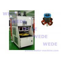 Full automatic 4 working station stator coil winding machine for electric motor Manufactures