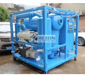 Quality Rexon Transformer Oil Regeneration Machine Purifier 18000 Liters / Hour for sale