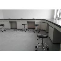 Commercial Laboratory Wall Cabinets Multi Choice Worktops With Stool Chairs Manufactures