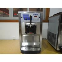 Quality Table Top Soft Serve Ice Cream Machine Single Flavor CE ISO9001 ETL Approved for sale
