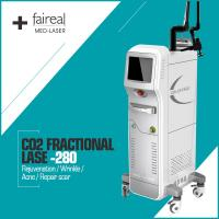 CO2 Fractional laser vignal tightening Beauty Salon Equipment All Wrinkle Removal Manufactures