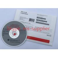 China 100% Online Activation Product Key Windows 7 64 Bit 32 Bit DVD OEM Pack on sale