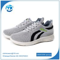 New Design Lace-up Men Shoes Sneakers EVA outsole OEM Shoes Manufactures