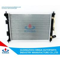 Auto Parts Aluminum Hyundai Radiator for ELANTRA OEM 25310 - 3X101 Manufactures