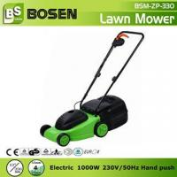 """Quality 13"""" Hand Push Electric Lawn Mower for sale"""