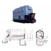 chain grating, pipe steam 4-6t/h, 6-25t/h coal fired water tube Industrial Boilers Manufactures