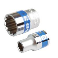 1/2 '' Drive Metric Spline Socket Manufactures