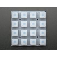 China Silicone Elastomer 4x4 Button Keypad Customized Made Electronic Used Silicone Button on sale