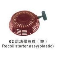 02 Water Pump Accessory Series Recoil starter assy (plastic) Manufactures
