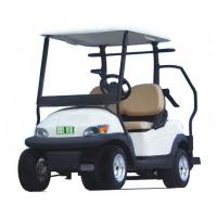 Quality 3.7 Kw Motor Power 4 Wheel Drive Mobility Scooter White Electric Golf Car for sale
