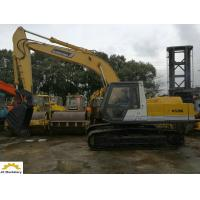 0.7M3  Japan Used Excavator Machine Sumitomo S280F2 S280 S280EA S280FA With 20t Operate Weight Manufactures