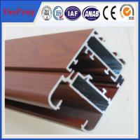 New! supply aluminum alloy 6063 t5 decorative aluminum sheet wood aluminum panels for wall Manufactures