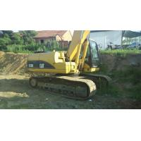 Hydraulic Cat 320 Excavator1cbm Bucket Capacity 5 Years Warranty With CE Manufactures