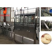 China High Speed Chow Mein Noodles Making Machine With Compound Rolling Machine on sale